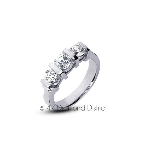 2-23-CT-F-SI1-Round-Natural-Certified-Diamonds-18K-Gold-Classic-Engagement-Ring